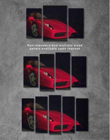 Ferrari Enzo Canvas Wall Art - image 5