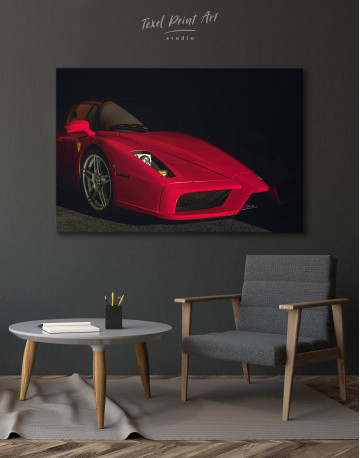 Ferrari Enzo Canvas Wall Art - image 4