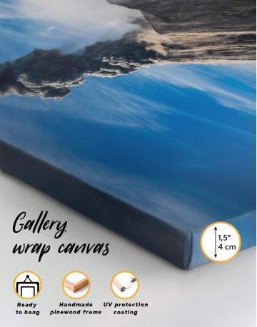 Fuego Volcano Erupting Canvas Wall Art - image 8