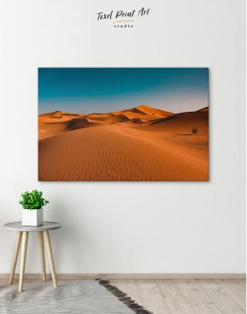 Beautiful Sand of Desert Dune Canvas Wall Art - image 4