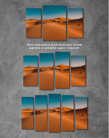Beautiful Sand of Desert Dune Canvas Wall Art - image 5