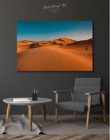 Beautiful Sand of Desert Dune Canvas Wall Art - image 6