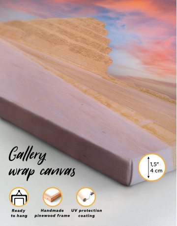 Pyramid of Djoser Canvas Wall Art - image 8
