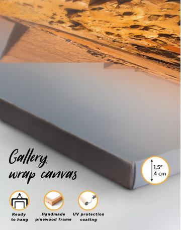 Great Pyramid of Giza Print Canvas Wall Art - image 2