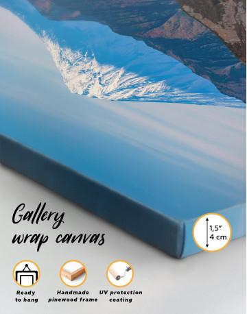 Volcanoes of Kamchatka Landscape Canvas Wall Art - image 8