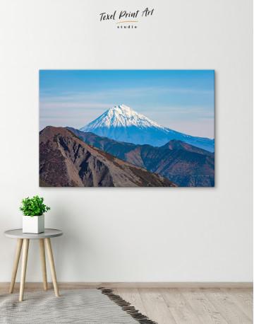 Volcanoes of Kamchatka Landscape Canvas Wall Art - image 6