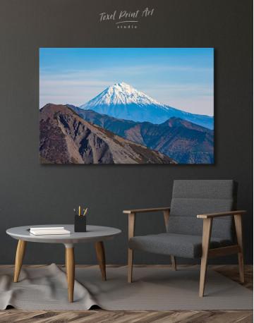 Volcanoes of Kamchatka Landscape Canvas Wall Art - image 4