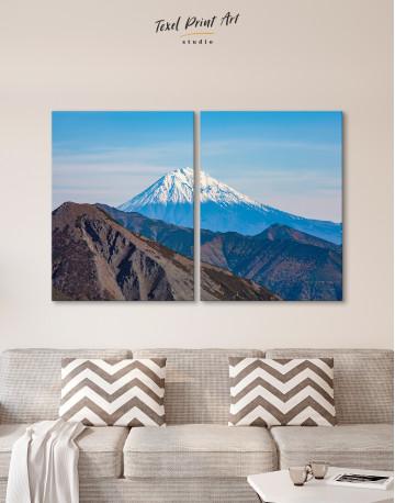 Volcanoes of Kamchatka Landscape Canvas Wall Art - image 10