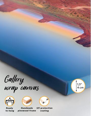 Grand Canyon National Park at Sunset Canvas Wall Art - image 8