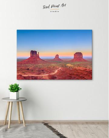 Grand Canyon National Park at Sunset Canvas Wall Art - image 6