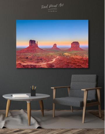Grand Canyon National Park at Sunset Canvas Wall Art - image 4