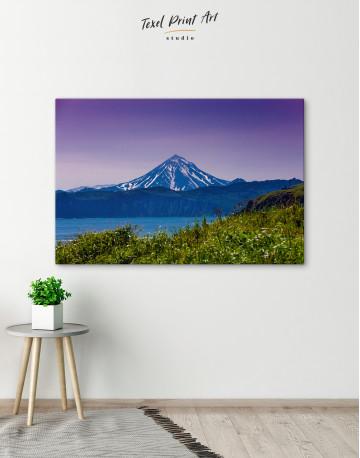 Vilyuchinsky Volcano in Kamchatka Canvas Wall Art - image 6