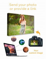 Turn Photos into Collage Canvas Wall Art - Image 1