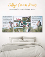 Personalized Family    Print Canvas Wall Art - Image 1