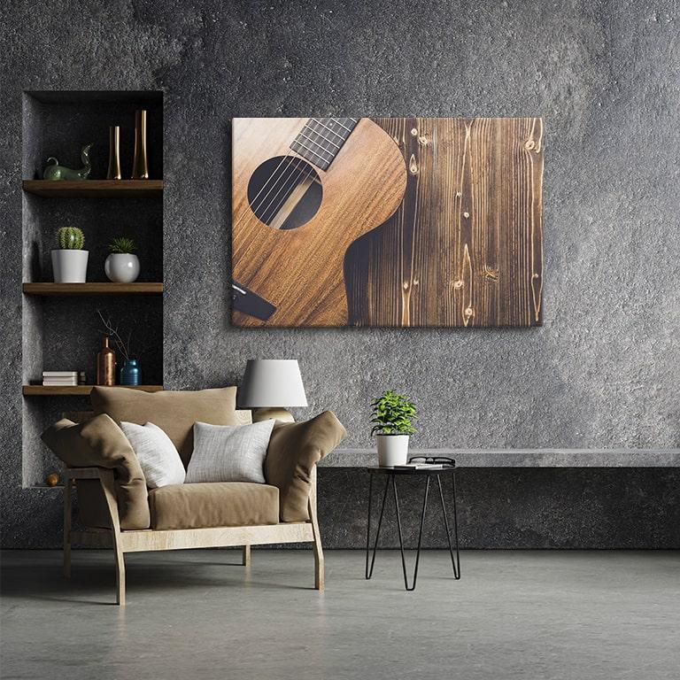 Guitar wall arts